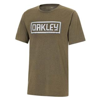 Oakley 50-3D Oakley T-Shirt Dark Brush Dark Heather