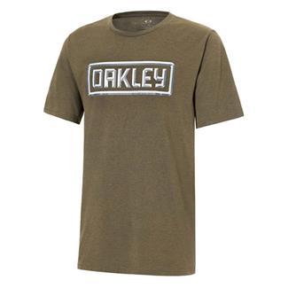 Oakley 50-3D Oakley T-Shirt Dark Brush Dark Heather