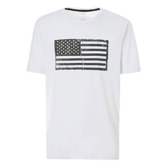 Oakley SC-Mil Flag T-Shirt White