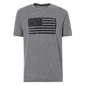 Oakley SC-Mil Flag T-Shirt Heather Gray