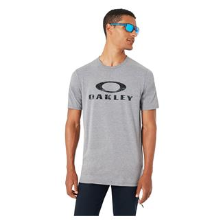 Oakley PC-Stealth II T-Shirt Stone Gray