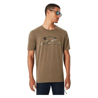 Oakley PC-Stealth II T-Shirt Dark Brush