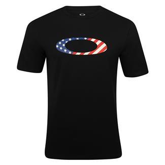 Oakley SC-Star Spangled Ellipse T-Shirt Blackout