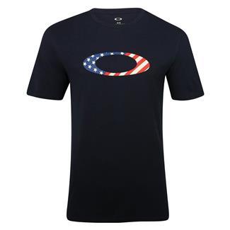 Oakley SC-Star Spangled Ellipse T-Shirt Fathom