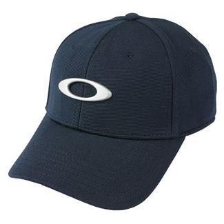 Oakley Tincan Cap Navy Blue / Matte