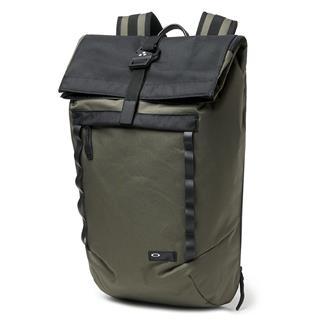 Oakley Voyage 23L Roll Top Backpack Dark Brush