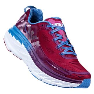 Hoka One One Bondi 5 Cherries Jubilee / Purple Passion