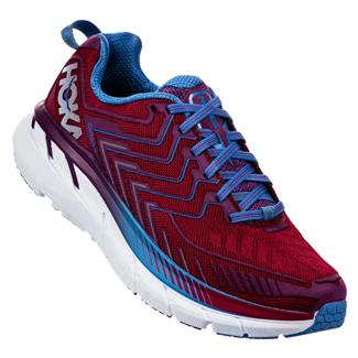 Hoka One One Clifton 4 Cherries Jubilee / Purple Passion
