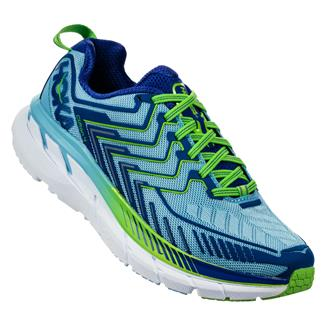 Hoka One One Clifton 4 Sky Blue / Surf the Web