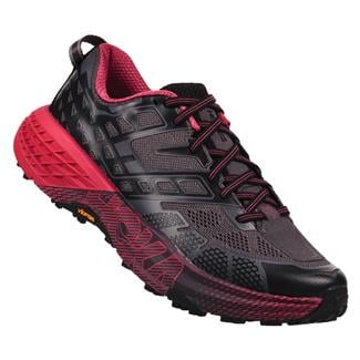 Hoka One One Speedgoat 2 Black / Azalea