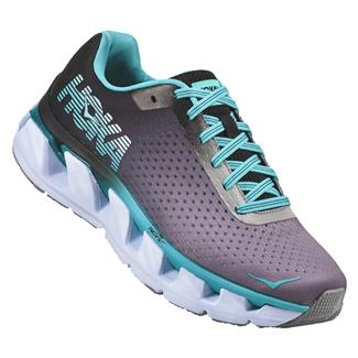 Hoka One One Elevon Black / Bluebird