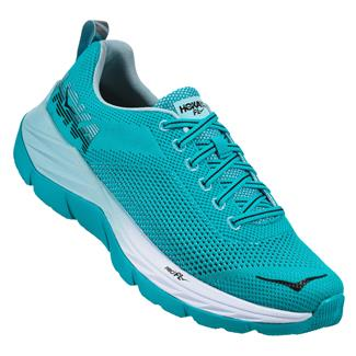 Hoka One One Mach Bluebird / White