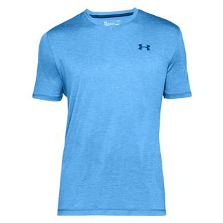 Under Armour Tech V-Neck T-Shirt Mediterranean / Academy