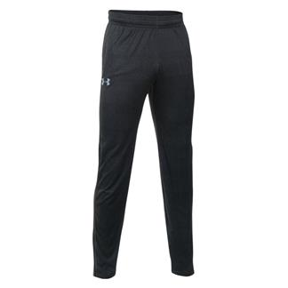 Under Armour Tech Pants Black Heather / Black Steel