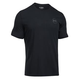 Under Armour Freedom Siro T-Shirt Black / Graphite