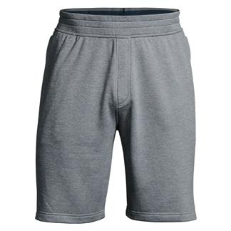 Under Armour Freedom Tech Terry Shorts Steel / Blackout Navy
