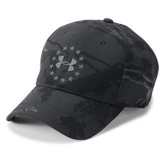 Under Armour Freedom 2.0 Hat Black / Graphite