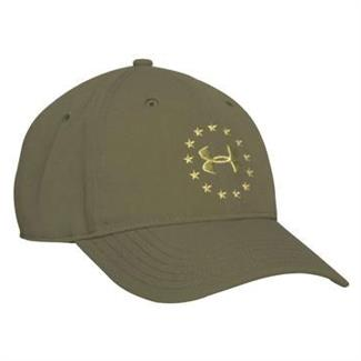 Under Armour Freedom 2.0 Hat Marine OD Green / Desert Sand