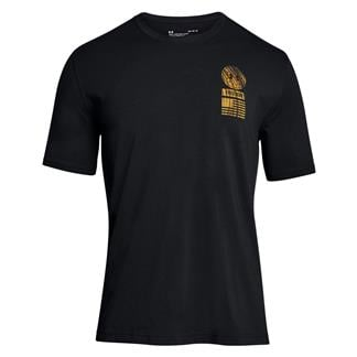 Under Armour Freedom By Air T-Shirt Black / White