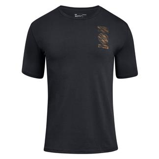 Under Armour Freedom By 1775 T-Shirt Black / Graphite