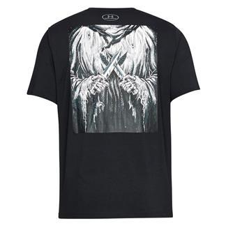 Under Armour Tac Reaper T-Shirt Black / Graphite