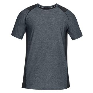 Under Armour MK1 T-Shirt Black / Stealth Gray Heather