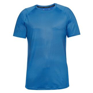 Under Armour MK1 T-Shirt Mediterranean / Stealth Gray