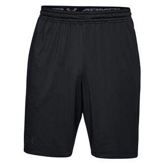 Under Armour MK1 Shorts Black / Black / Stealth Gray