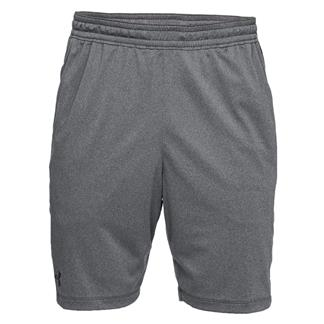 Under Armour MK1 Shorts Charcoal Light Heather / Black / Stealth Gray
