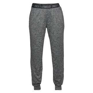 Under Armour Play Up Tech Pants Black / Black / Metallic Silver