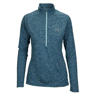 Under Armour Tech 1/2 Zip - Twist Tourmaline Teal AFS / Deprecated / Refresh Mint AFS