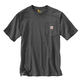 Carhartt Workwear Graphic Dog T-Shirt Granite Heather