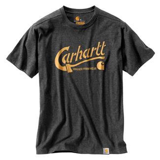 Carhartt Maddock Graphic Ax T-Shirt Carbon Heather