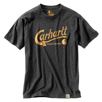 Carhartt Maddock Graphic Ax T-Shirt Carbon Heather