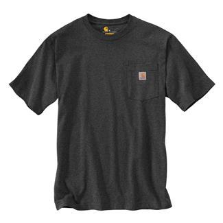 Carhartt Workwear Graphic Fish C T-Shirt Carbon Heather
