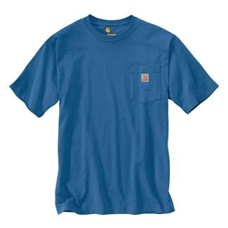 Carhartt Workwear Pocket T-Shirt Federal Blue
