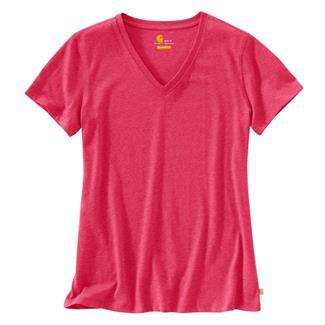 Carhartt Lockhart T-Shirt Cranberry Heather