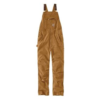 Carhartt Rugged Flex Rigby Bib Overalls Carhartt Brown