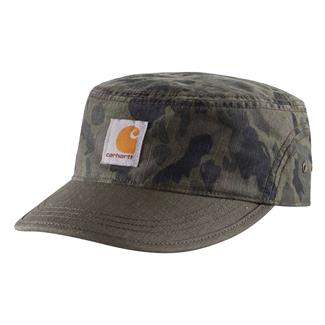 Carhartt Westmore Military Cap Grape Leaf