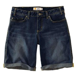Carhartt Slim Fit Layton Bermuda Shorts Midnight Sky