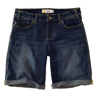 Carhartt Slim Fit Layton Bermuda Shorts Midnight Sky