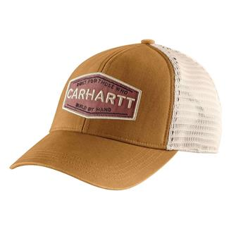 Carhartt Bellaire Built by Hand Hat Carhartt Brown
