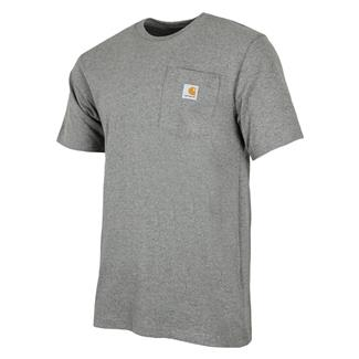 Carhartt Workwear Pocket T-Shirt Granite Heather