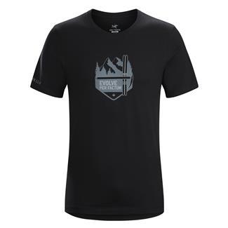 Arc'teryx LEAF EPF2 T-Shirt Black