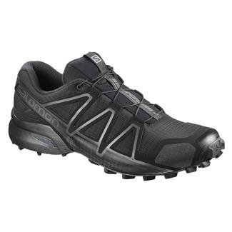 Salomon Speedcross 4 Forces Black / Wolf