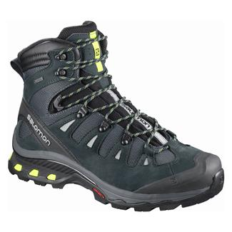 Salomon Quest 4D 3 GTX Mallard Blue / Reflecting Pond / Acid Lime