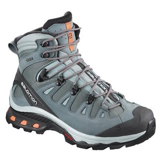 Salomon Quest 4D 3 GTX Lead / Stormy Weather / Bird Of Paradise
