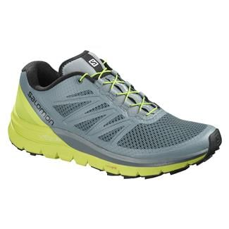 Salomon Sense Pro Max Stormy Weather / Acid Lime / Black