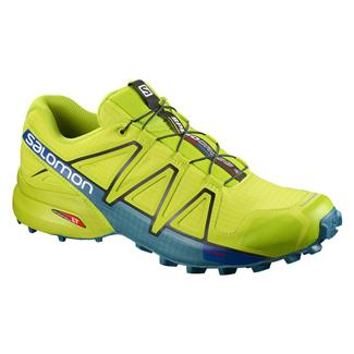 Salomon Speedcross 4 Acid Lime / Lime Green / Deep Lake