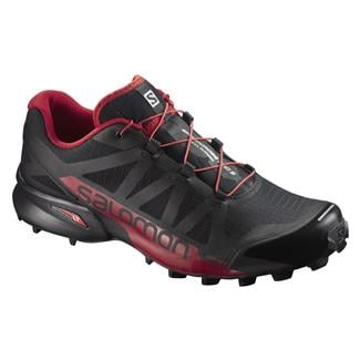 Salomon Speedcross Pro 2 Black / Barbados Cherry / Black